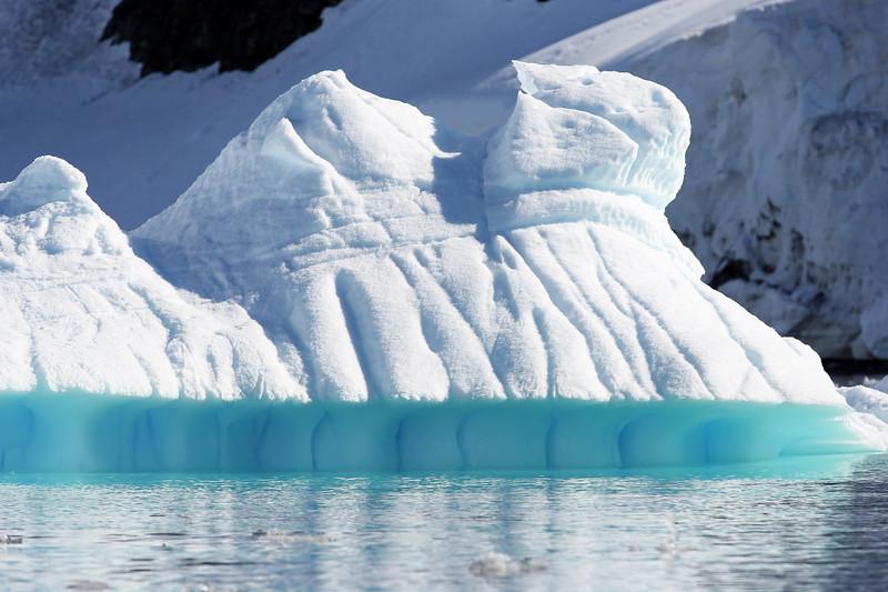 Errera Channel, Cuverville Island, Antarctica