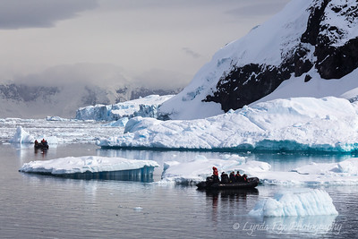 Antarctic Zodiac Adventure