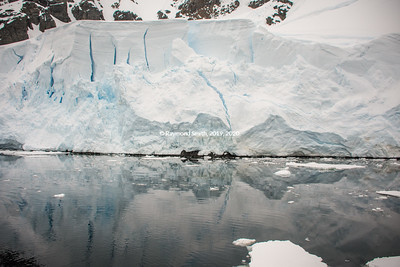 Antarctica Landscape...Ice, Sea & Rock