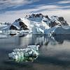Iceberg iin the Lemaire Channel, Antarctica