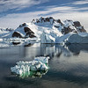 Iceberg iin the Lemaire Channel, Antarctica