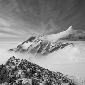 Mt Shinn, Ellsworth mountains, Antarctica