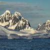 Jagged Mountains, Glaciers & Icebergs