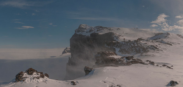Turtle Rock, Marie Byrd Land, Antarctica