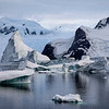 Icebergs, Glaciers & Mountains