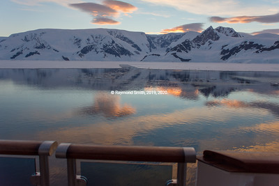 Antarctica at Night (November, Antarctica Spring))