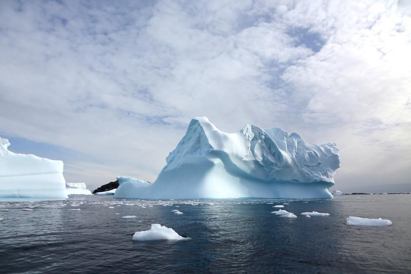 Iceberg near the Argentine Islands
