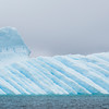 panoramic of a section of Iceberg - I loved the pattern on this one