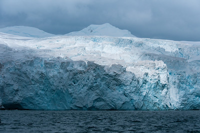Elephant Island in the Antarctica Peninsula