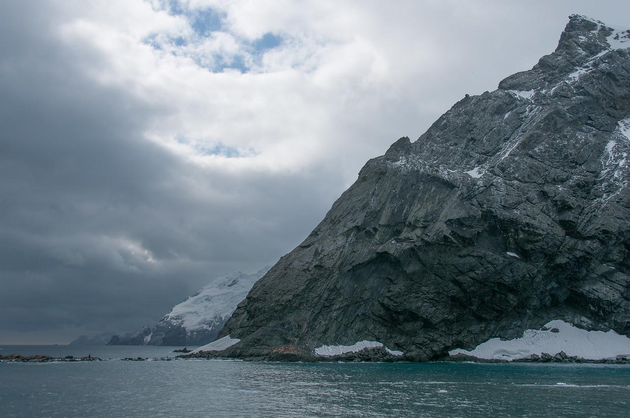 Point Wild in Elephant Island, Antarctica