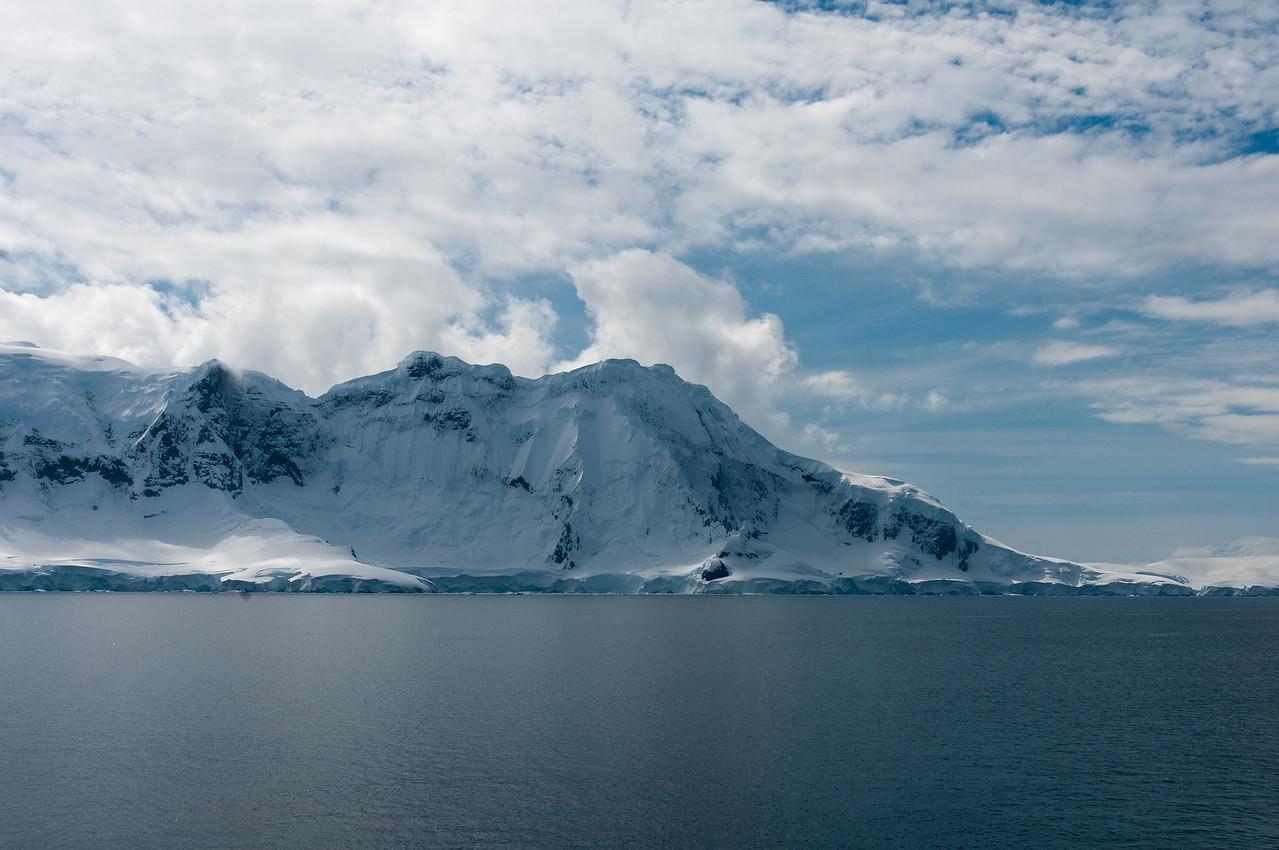 Scenery in the Gerlache Strait
