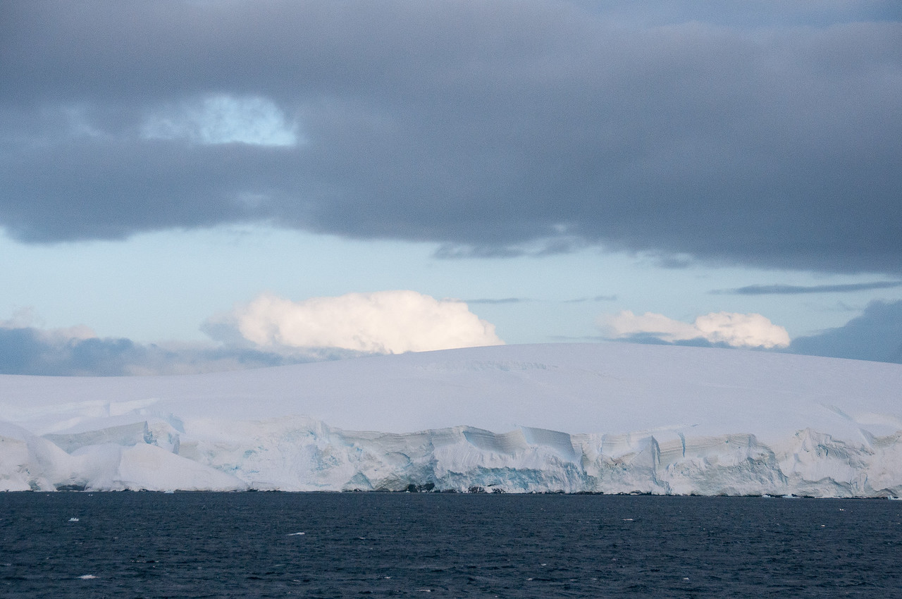 Iceberg in Lemaire Channel, Antarctica