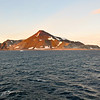 Paulet island in the northeast part of the Antarctic Peninsula. This was our first landing spot. Paulet is a tiny volcanically formed island that hosts a large Adelie Penguin community estimated at 200,000 in size.