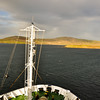 New Island, part of the Falkland Islands, our first landing site.