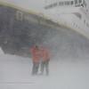 Antarctic weather!