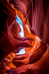 Lower Antelope Canyon Fine Art Landscape Nature Photography