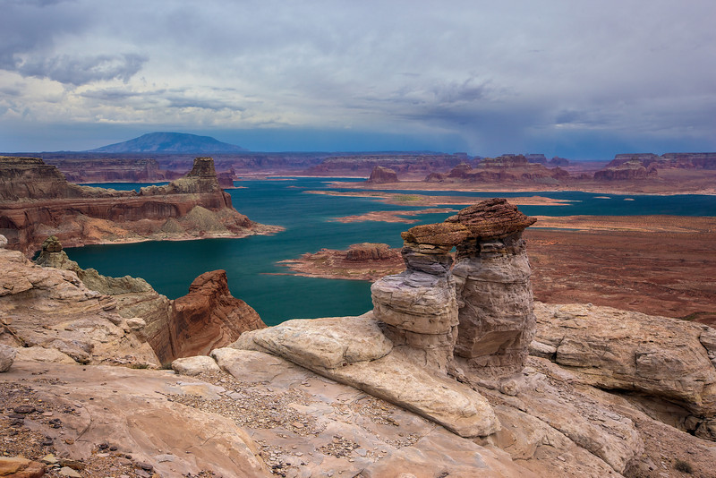 """Alstrom Point Hoodoos"""