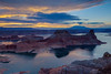 """Dawn at Alstrom Point"""