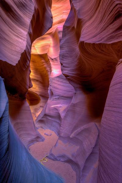 """""""Lower Antelope Canyon #3"""""""