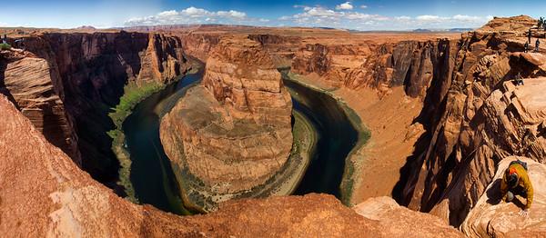 Horseshoe Bend, Page, Arizona