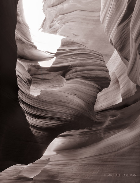 The  Surreal World of Antelope Canyon