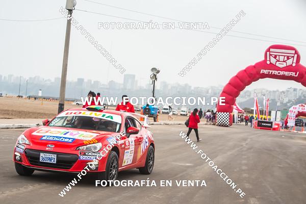 Automovilismo - Caminos del Inca 2019 - Largada Promocional