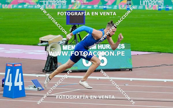Atletismo Panamericanos