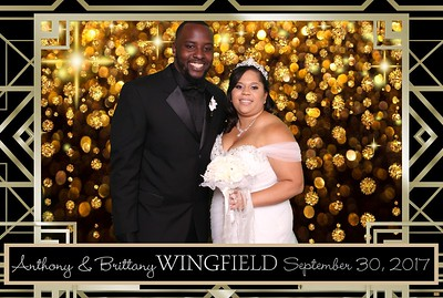Anthony & Brittany Wedding