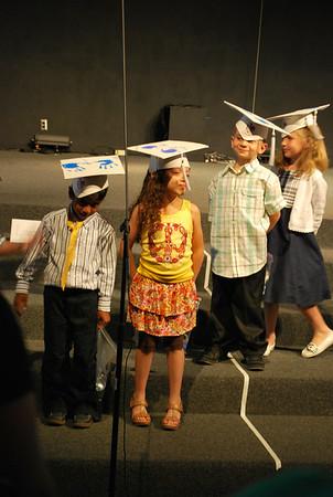 Anthony Cucchi III-Kindergarten Graduation
