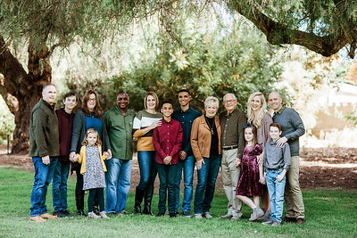 Anthony extended Family43