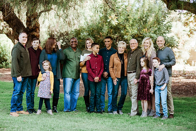 Anthony extended Family21