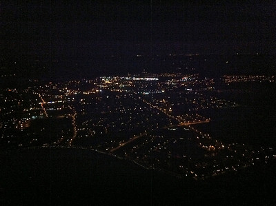 Orangeville @ Night - Sept 28, 2012