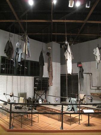 Anthracite Heritage Museum textiles