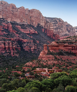 Enchantment Resort and Mii amo spa Overview Sedona, Arizona