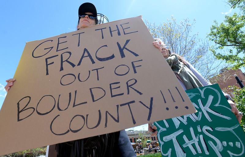 Fracking Protest