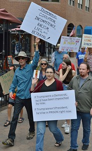 impeach Trump march - Ft Collins (13)