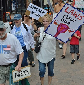 impeach Trump march - Ft Collins (11)