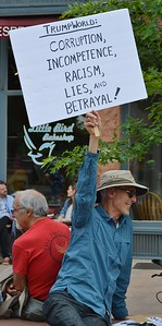 impeach Trump march - Ft Collins (4)