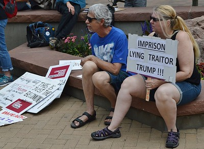 impeach Trump march - Ft Collins (1)