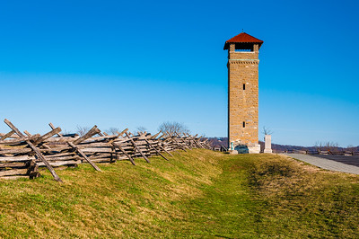 Observation Tower, Antietam National Battlefield, Maryland
