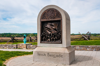 Irish Brigade Monument, Antietam National Battlefield, Maryland