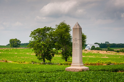 Connecticut Monument, Antietam National Battlefield, Maryland