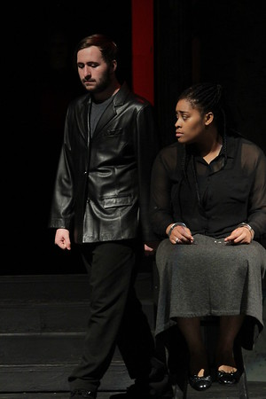 Antigone - Feb. 2017 Theatre