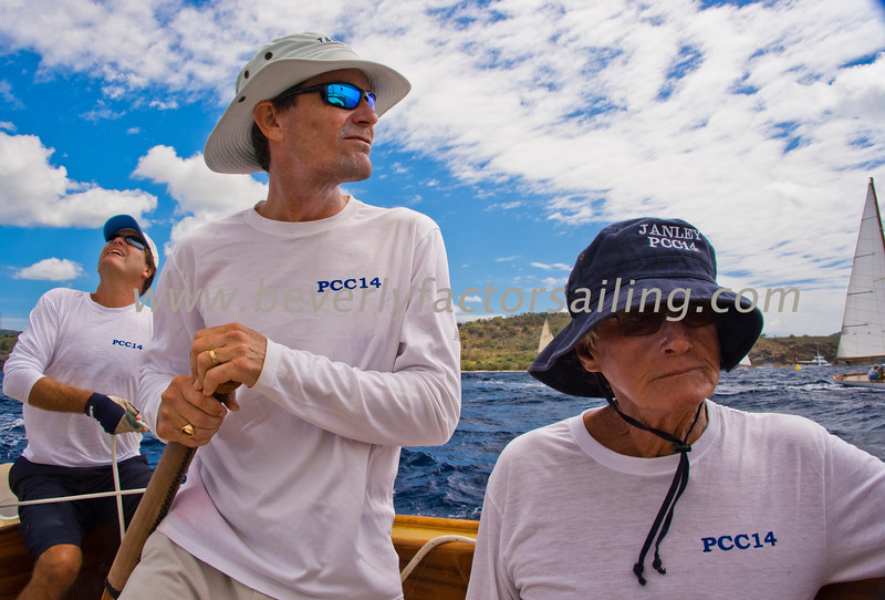 Antigua Classic Yacht Regatta 2017 - Race Day 2_3444