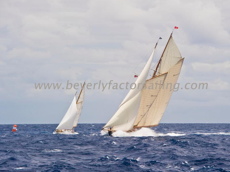 Antigua Classic Yacht Regatta 2017 - Race Day 3_4004
