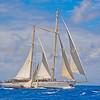 Antigua Classic Yacht Regatta 2017 - Race Day 3_3861