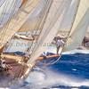 Antigua Classic Yacht Regatta 2017 - Race Day 3_3969