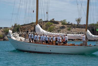 Antigua Classic Yacht Regatta 2018_1552