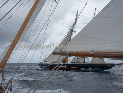 Mariella CREW ACTION - Race Day 4