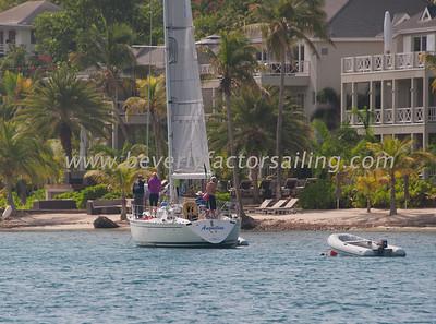 Antigua Sailing Week 2016 - Race 3_2876
